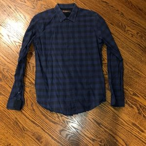 Ben Sherman Plaid Shirt